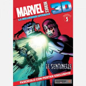 Marvel Heroes 3D - Uscite Speciali (ed. 2019)  Uscita Nº 5 del 07/03/2020 Periodicità: Mensile Editore: Centauria