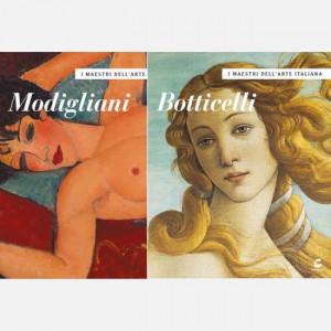 I maestri dell'arte Italiana Uscita Nº 2 del 16/01/2020 Periodicità: Settimanale Editore: Centauria