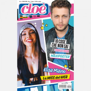 Cioè - Magazine  Uscita Nº 11 del 05/06/2020 Periodicità: Mensile Editore: Panini S.p.A.