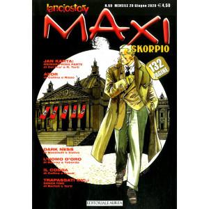 Lanciostory Skorpio Maxi - N° 60 - Lanciostory Skorpio Maxi - Editoriale Aurea