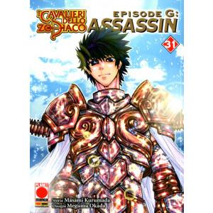 Cavalieri Zod. Ep. G Assassin - N° 31 - Planet Manga Presenta 106 - Panini Comics