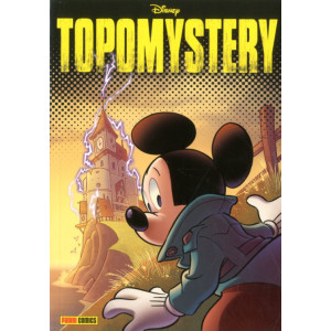 Topomystery Ii Serie (M3) - N° 2 - Topomystery - Ii Serie - Topomystery Panini Comics