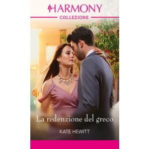 Harmony Collezione - La redenzione del greco Di Kate Hewitt
