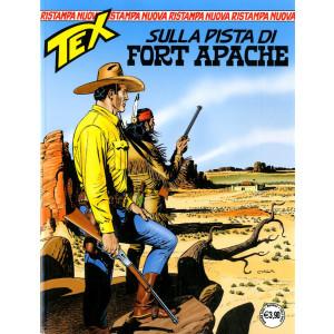 Tex Nuova Ristampa - N° 458 - Sulla Pista Di Fort Apache - Bonelli Editore