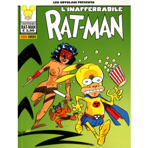 Inafferrabile Rat-Man! - L'Inafferrabile Rat-Man - Special Events Panini Comics