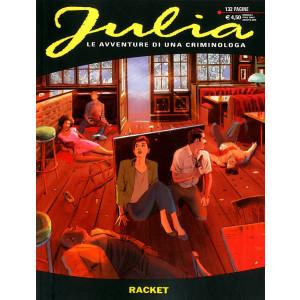 Julia - N° 263 - Racket - Bonelli Editore
