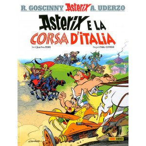 Asterix Collection - N° 1 - Asterix E La Corsa D'Italia - Panini Comics