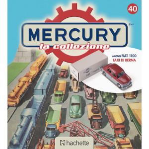 Mercury - la collezione uscita 40