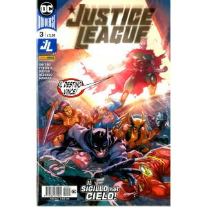 Justice League - N° 3 - Justice League - Panini Comics