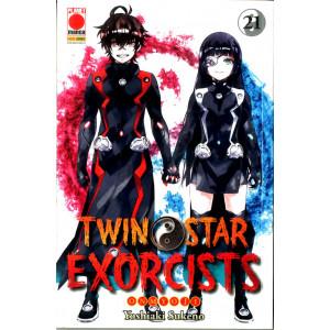 Twin Star Exorcists - N° 21 - Manga Rock 28 - Panini Comics