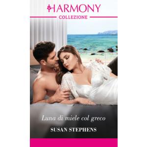 Harmony Collezione - Luna di miele col greco Di Susan Stephens