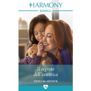 Harmony Harmony Bianca - Il segreto dell'ostetrica Di Fiona Mcarthur