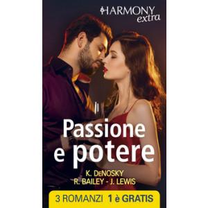 Harmony Extra - Passione e potere Di Kathie Denosky, Rachel Bailey, Jennifer Lewis