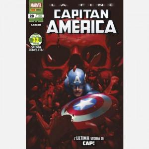 Capitan America   Uscita Nº 124 del 16/07/2020 Periodicità: Mensile Editore: Panini S.p.A.