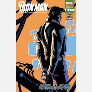 Iron Man  Uscita Nº 85 del 16/07/2020 Periodicità: Mensile Editore: Panini S.p.A.