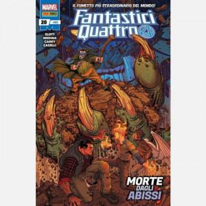 Fantastici Quattro  Uscita Nº 405 del 16/07/2020 Periodicità: Mensile Editore: Panini S.p.A.