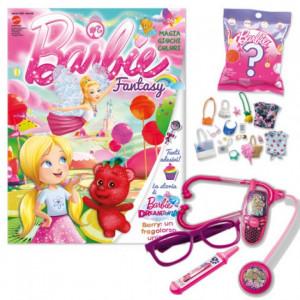 La mia Prima Barbie  Uscita Nº 268 del 15/08/2020 Periodicità: Mensile Editore: MATTEL