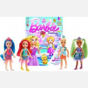La mia Prima Barbie  Uscita Nº 267 del 15/07/2020 Periodicità: Mensile Editore: MATTEL