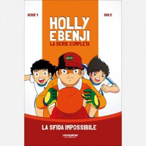 Holly & Benji - La serie completa in DVD  Uscita Nº 2 del 05/08/2020 Periodicità: Settimanale Editore: RCS MediaGroup