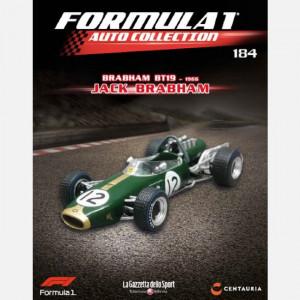 Formula 1 Auto Collection  Uscita Nº 184 del 13/08/2020 Periodicità: Quindicinale Editore: Centauria Editore