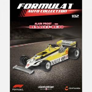 Formula 1 Auto Collection  Uscita Nº 182 del 16/07/2020 Periodicità: Quindicinale Editore: Centauria Editore