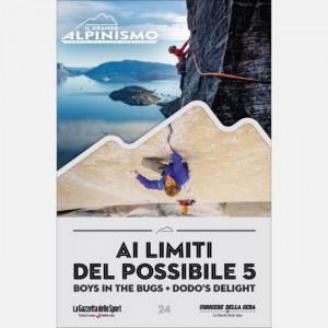 Il grande alpinismo - sfide verticali  Uscita Nº 24 del 21/07/2020 Periodicità: Settimanale Editore: RCS MediaGroup