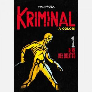 Kriminal  Uscita Nº 1 del 20/08/2020 Periodicità: Settimanale Editore: RCS MediaGroup