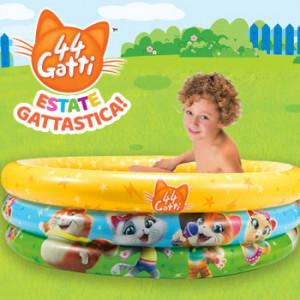 44 Gatti - Estate gattastica  Uscita Nº 10 del 10/07/2020 Periodicità: Aperiodico Editore: Tridimensional S.r.l.