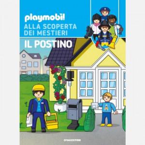 PLAYMOBIL - Alla scoperta dei mestieri  Uscita Nº 28 del 08/08/2020 Periodicità: Quindicinale Editore: DeAgostini Publishing