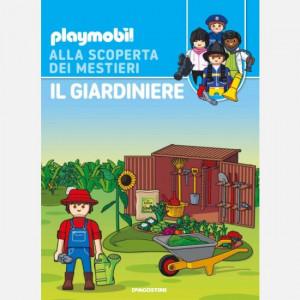 PLAYMOBIL - Alla scoperta dei mestieri  Uscita Nº 27 del 01/08/2020 Periodicità: Quindicinale Editore: DeAgostini Publishing