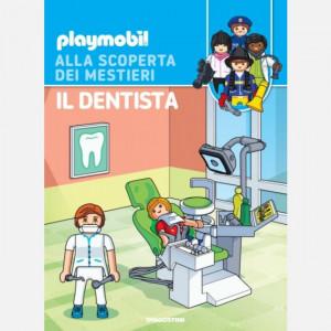 PLAYMOBIL - Alla scoperta dei mestieri  Uscita Nº 25 del 18/07/2020 Periodicità: Quindicinale Editore: DeAgostini Publishing