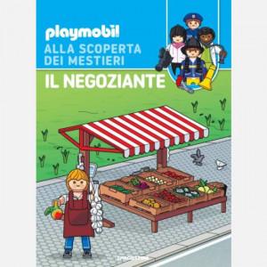 PLAYMOBIL - Alla scoperta dei mestieri  Uscita Nº 24 del 11/07/2020 Periodicità: Quindicinale Editore: DeAgostini Publishing