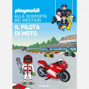 PLAYMOBIL - Alla scoperta dei mestieri  Uscita Nº 22 del 27/06/2020 Periodicità: Quindicinale Editore: DeAgostini Publishing