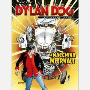 Dylan Dog - Viaggio nell'incubo  Uscita Nº 55 del 04/08/2020 Periodicità: Settimanale Editore: RCS MediaGroup