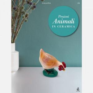 Preziosi Animali in Ceramica  Uscita Nº 28 del 06/08/2020 Periodicità: Settimanale Editore: Centauria Editore
