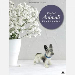 Preziosi Animali in Ceramica  Uscita Nº 27 del 30/07/2020 Periodicità: Settimanale Editore: Centauria Editore