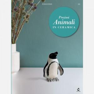 Preziosi Animali in Ceramica  Uscita Nº 22 del 25/06/2020 Periodicità: Settimanale Editore: Centauria Editore