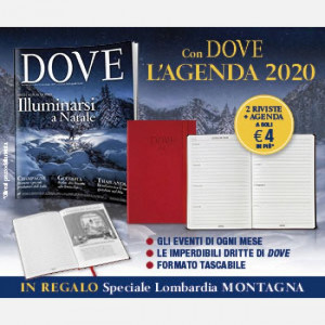 DOVE - Magazine  Uscita Nº 12 del 22/11/2019 Periodicità: Mensile Editore: RCS MediaGroup
