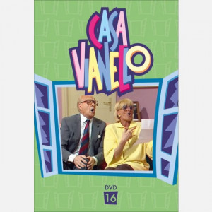 Casa Vianello dvd  Uscita Nº 16 del 29/07/2020 Periodicità: Settimanale Editore: RCS MediaGroup