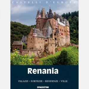 Castelli d'Europa (ed. 2019)  Uscita Nº 31 del 25/07/2020 Periodicità: Quindicinale Editore: DeAgostini Publishing