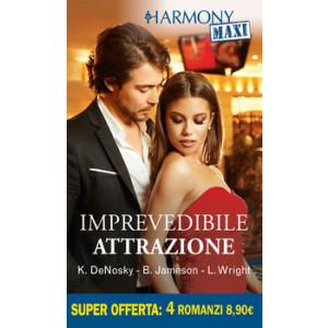 Harmony MAXI - Imprevedibile attrazione Di Kathie Denosky, Bronwyn Jameson, Laura Wright