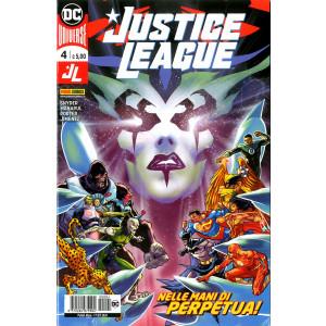 Justice League - N° 4 - Justice League - Panini Comics