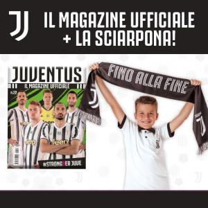 Juventus - Il Magazine Ufficiale  Uscita Nº 22 del 18/09/2020 Periodicità: Mensile Editore: Tridimensional S.r.l.