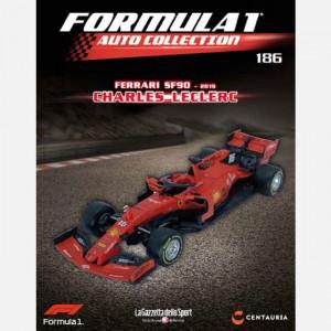 Formula 1 Auto Collection  Uscita Nº 186 del 10/09/2020 Periodicità: Quindicinale Editore: Centauria Editore
