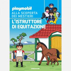 PLAYMOBIL - Alla scoperta dei mestieri  Uscita Nº 33 del 12/09/2020 Periodicità: Quindicinale Editore: DeAgostini Publishing