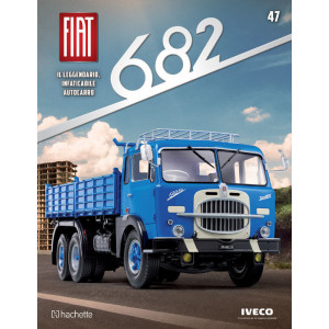 Costruisci il Camion FIAT 682 uscita 47
