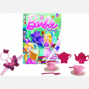 La mia Prima Barbie  Uscita Nº 264 del 14/03/2020 Periodicità: Mensile Editore: MATTEL