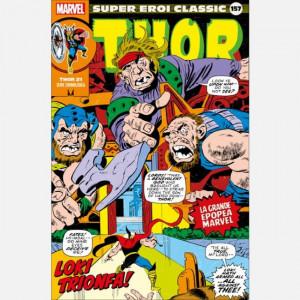Super Eroi Classic  Uscita Nº 157 del 24/03/2020 Periodicità: Settimanale Editore: RCS MediaGroup