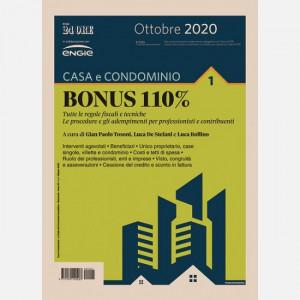 Le guide del consulente immobiliare  Uscita Nº 1 del 05/10/2020 Periodicità: Settimanale Editore: Il Sole 24 ORE