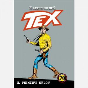 TEX - 70 anni di un mito  Uscita Nº 146 del 09/10/2020 Periodicità: Settimanale Editore: RCS MediaGroup